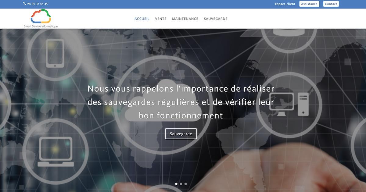 Smart Service Informatique - Apporteur de solutions informatiques 15b8dc486e40
